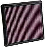K&amp;N 33-2419 High Performance Replacement Air Filter