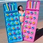 SET OF 2 Bestway Inflatable 18 Pocket...