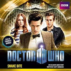 Doctor Who: Snake Bite | [Scott Handcock]