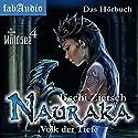 Nauraka: Volk der Tiefe (Die Chroniken von Waldsee 4) Hörbuch von Uschi Zietsch Gesprochen von: Christian Senger