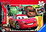 Ravensburger Disney Cars 2 Jigsaw Puzzle (2 x 20 Pieces)