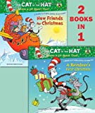 Tish Rabe A Reindeer's First Christmas/New Friends for Christmas (Dr. Seuss/Cat in the Hat) (Deluxe Pictureback)