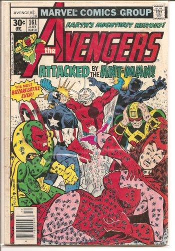 Avengers # 161, 2.5 GD +, Marvel
