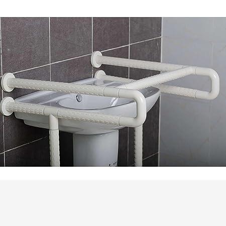 KHSKX Barandilla del cuarto de baño 190 * 600 antiguo nylon barandilla deslizante micro