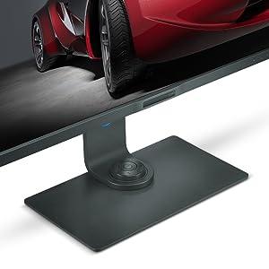 BenQ PD3200U 32 4K Designer Monitor, 3840x2160 4K UHD, IPS, sRGB, CAD/CAM, KVM, DualView, 4ms, 60Hz refresh rate (Color: Gray/Gloss Gray, Tamaño: 32-inch)