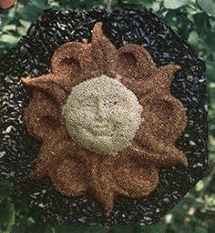 Pine Tree Farms PTF1362 Sun Wreath
