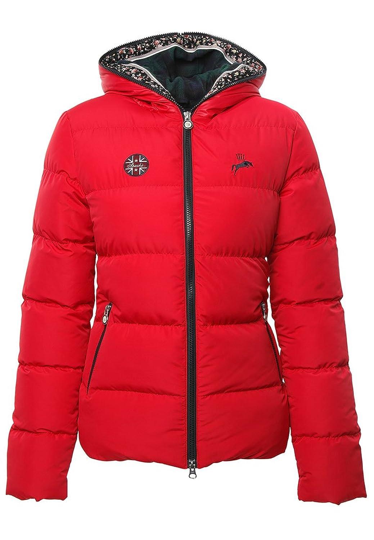 SPOOKS Jacke Francis Flower Jacket red XS-XXL