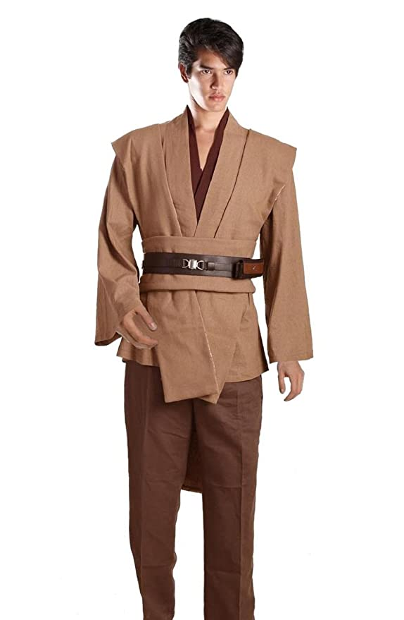 luke skywalker costume for men
