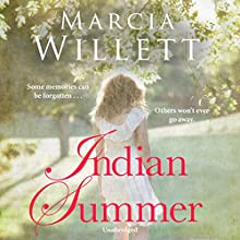 Indian Summer (       UNABRIDGED) by Marcia Willett Narrated by Deidre Rubenstein