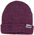 Neff Fold Heather Bonnet Bleu/Rouge