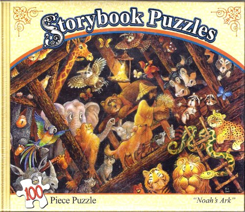 Storybook Puzzles Noah's Ark