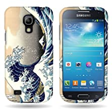 buy Hard Snap On Case The Great Wave Of Kanagawa Design Cover For Samsung Galaxy S4 Mini (Will Not Fit Other S4 Models) By Coveron®