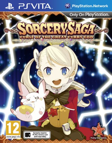 Sorcery Saga: Curse of the Great Curry God  (PS Vita)
