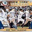New York Yankees 2011 Wall Calendar by JF Turner