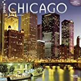 Chicago 2015 Square 12x12 (ST-Silver Foil) (Multilingual Edition)