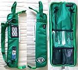 PROTECTION racket 926000-03 GREEN ドラムスティックバッグ