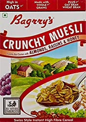 Bagrry's Crunchy Muesli, 400g