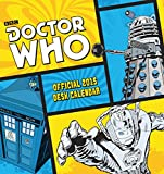 Official Doctor Who 2015 Desk Easel Calendar