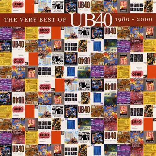 Ub40 - The Very Best Of  1980-2000 - Zortam Music