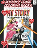 img - for Romance Comic Coloring Book #2 (Romance Comic Coloring Books) book / textbook / text book