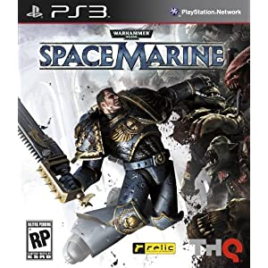 Warhammer 40,000: Space Marine Video Game for PS3