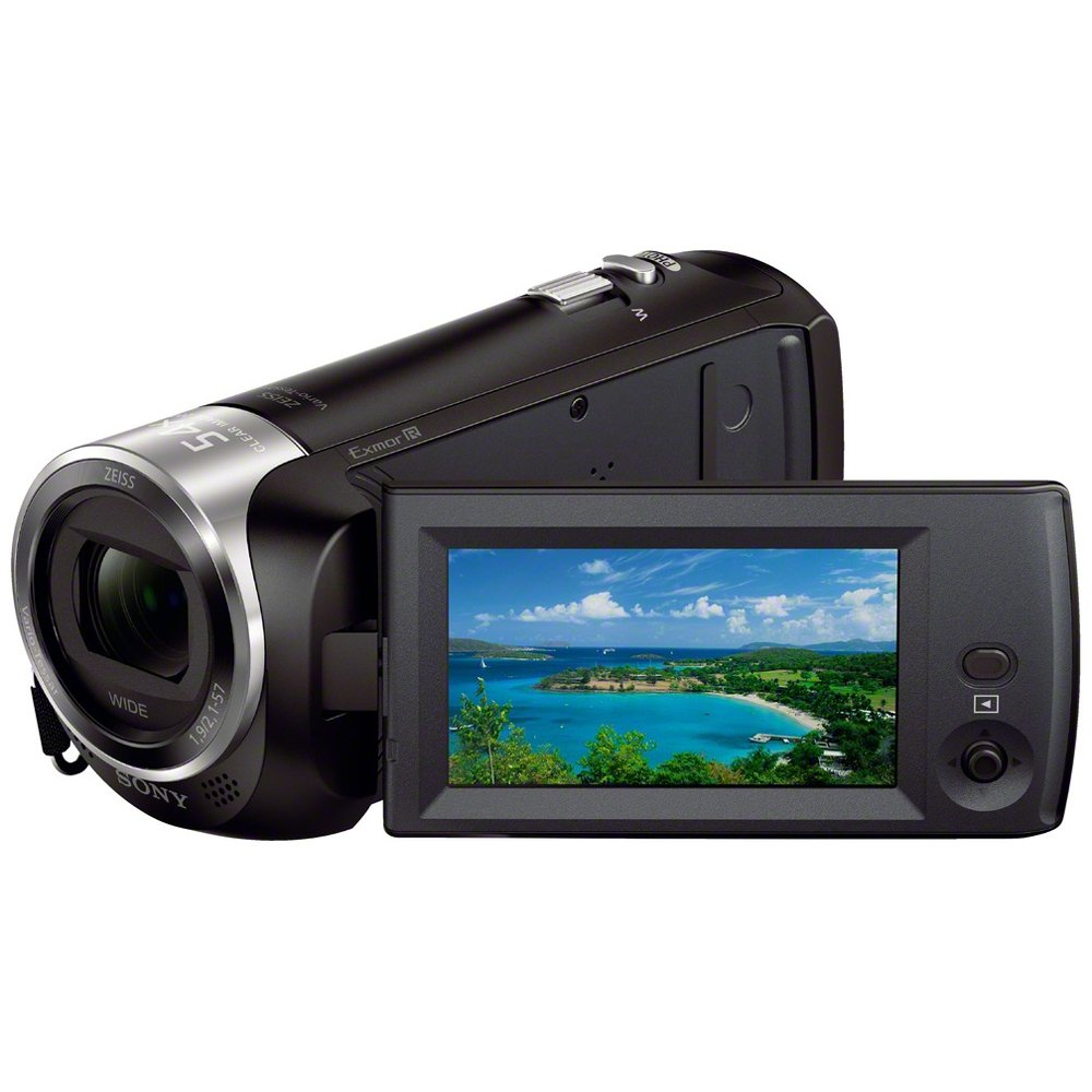 Sony HDRCX240/B Video Camera with 2.7-Inch LCD (Black) (Discontinued by Manufacturer)