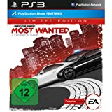 Need for Speed Most Wanted Limited Edtion (PS3)