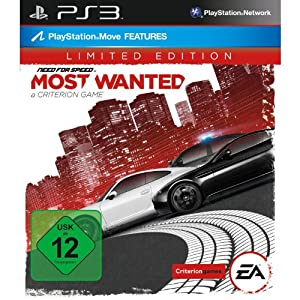 Need for Speed: Most Wanted - Limited Edition