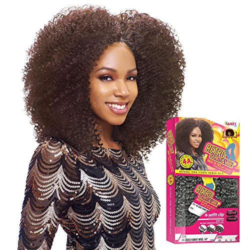 Janet-Collection-Virgin-Human-Hair-Weave-Retro-GlamVibe-4A-Coily-Kinky-Wvg-12Inch