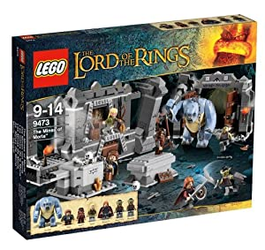 LEGO The Lord of the Rings 9473: The Mines of Moria