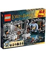 Lego The Lord Of The Ring - 9473 - Jeu de Construction - Les Mines de La Moria