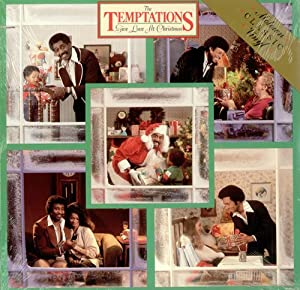 Temptations Give Love At Christmas Amazon Com Music