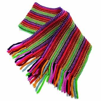 Echarpe en laine des pyrénnées