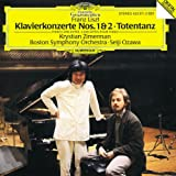 echange, troc  - Franz Liszt : Concertos pour piano n°1 et n°2 - Totentanz