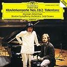 Franz Liszt Klavierkonzerte Nos.1&2. Totentanz