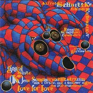 Schnittke: Gogol Suite; (K)ein Sommernachtstraum / Khrennikov: Love for Love