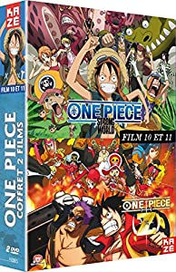 ONE PIECE STRONG WORLD & Z - Edition Anniversaire - 20 Ans KAZE