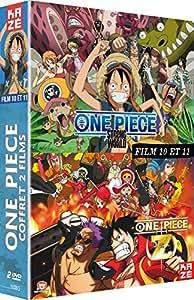 ONE PIECE STRONG WORLD & Z - Edition Anniversaire - 20 Ans KAZE