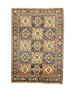 Eden Carpets Alfombra Yalameh Marrón/Multicolor 288 x 200 cm