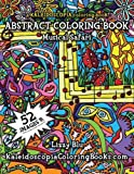img - for Musical Safari: A Kaleidoscopia Coloring Book: An Abstract Coloring Book book / textbook / text book