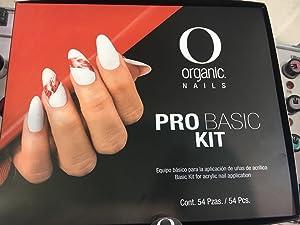 Kit PRO BASIC ORGANIC NAILS GRATIS CORTATIP
