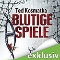 Blutige Spiele Hörbuch von Ted Kosmatka Gesprochen von: Detlef Bierstedt