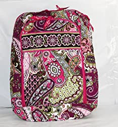 Vera Bradley Laptop Backpack (Very Berry Paisley)