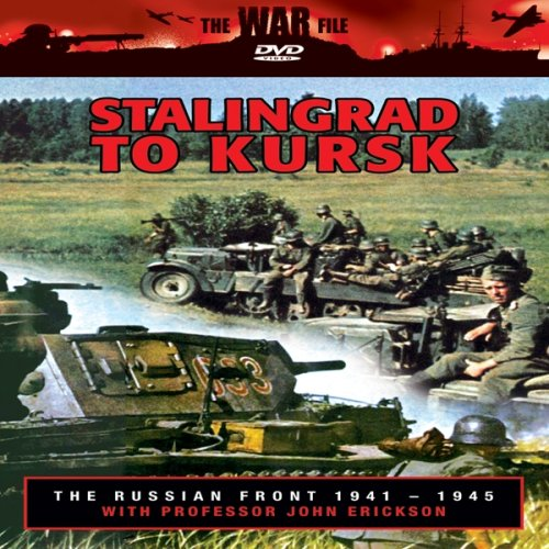 Russian Front 1941-1945 Staligrad to Kursk [DVD] [Import]