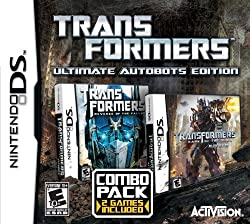 Transformers Ultimate Autobots Edition - Nintendo DS