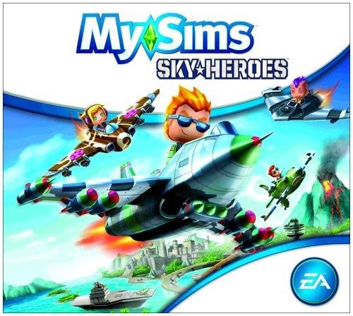 MySims SkyHeroes galerija
