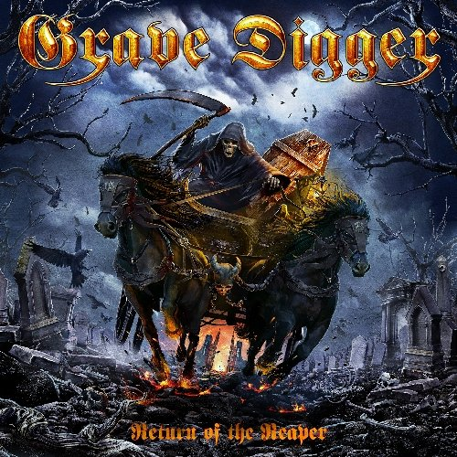 Grave Digger - Return Of The Reaper (Limited Edition Mediabook)