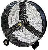 """BE Pressure FD36 36"""" Drum Fan, 2 Speed"""