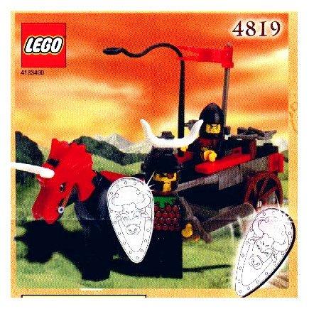 Lego 4819 Streitwagen günstig kaufen