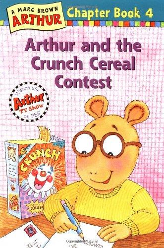 Arthur And The Crunch Cereal Contest: An Arthur Chapter Book (Arthur Chapter Books)